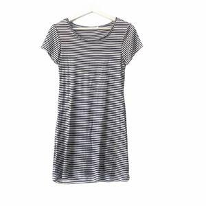 Heart & Hips Striped Dress Size Small